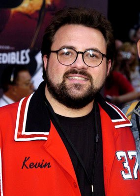 Kevin Smith at the Hollywood premiere of Disney and Pixar's The Incredibles