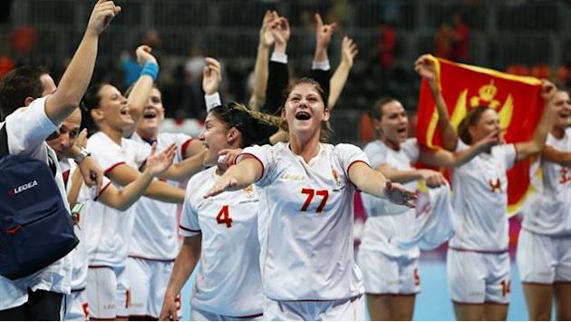Montenegro secure first Olympic medal