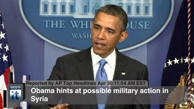 Barack Obama News - Pentagon, Syria, United States