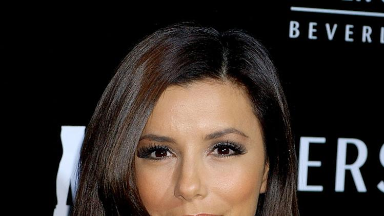 Which actors are the most popular so far this summer on Yahoo! TV? Leading the way is Eva Longoria, who is due to marry NBA superstar Tony Parker in France soon.