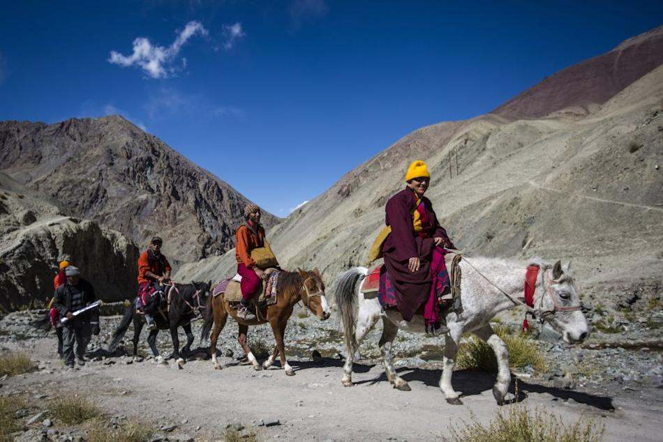 Travel Ladakh India