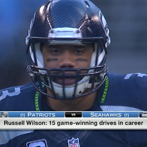 Is Russell Wilson already more clutch than Tom Brady?
