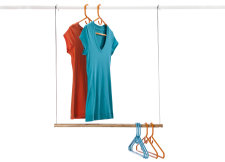 Closet organizer (Photo: Target)