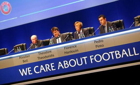 UEFA say presidential election still possible before Euro 2016