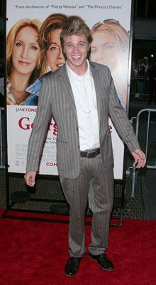 Garrett Hedlund at the New York premiere of Universal Pictures' Georgia Rule
