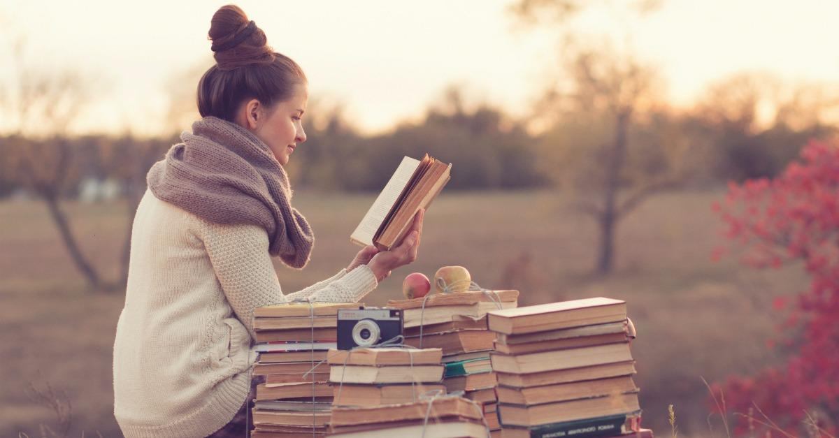 Book Lovers Are Totally Obsessed With This Site