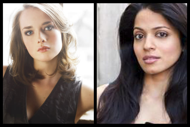 Allie MacDonald Joins Monica Potter Pilot, Mouzam Makkar In 'Unveiled'