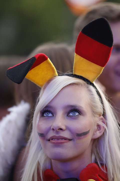 Netherlands v Germany - Public …