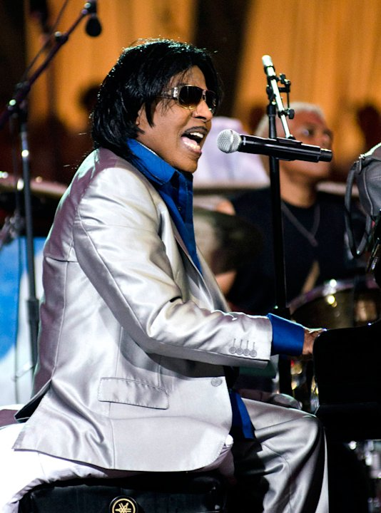 Little Richard PB SsC Capitol Fourth Concert Rehearsals