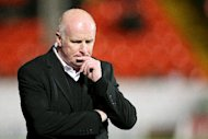 Peter Houston&#39;s Dundee United contract expires at the end of this season