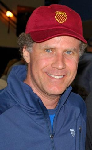 Will Ferrell talks about nudity on screen.