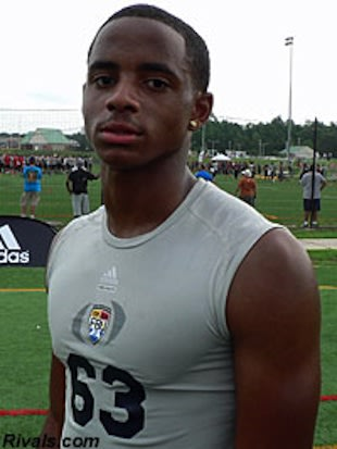 Diamond Bar wide receiver and defensive back Cordell Broadus — Rivals.com