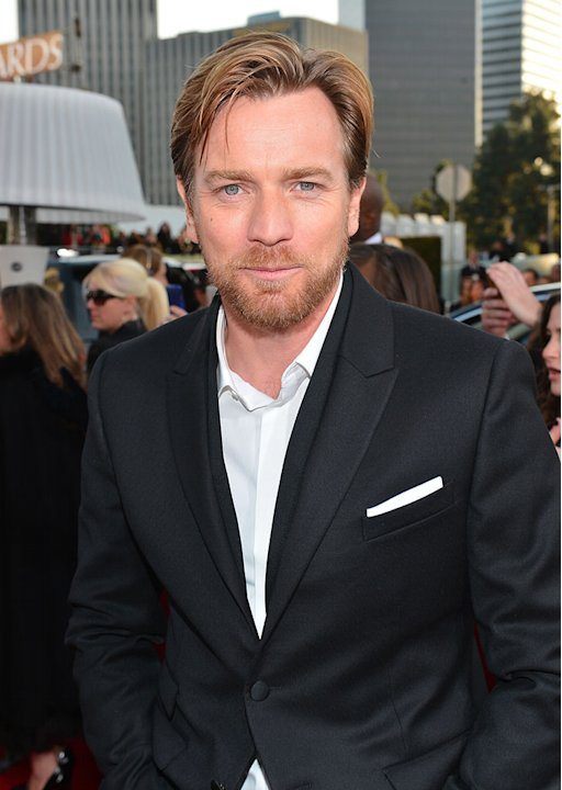 "NBC's ""70th Annual Golden Globe Awards"" - Red Carpet Arrivals: Ewan McGregor"
