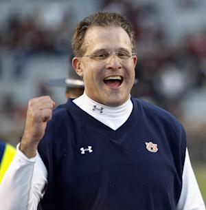 Malzahn leads No. 11 Auburn to huge turnaround