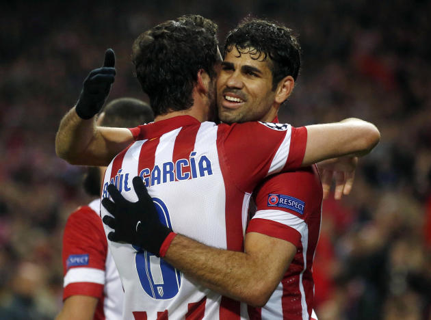 Why David Moyes is a big admirer of Diego Costa