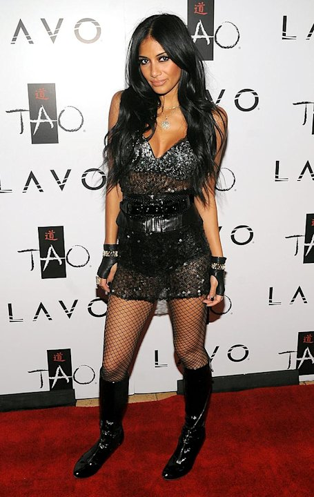 Scherzinger N L As Vegas