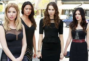 Pretty Little Liars | Photo Credits: Ron Tom/ABC