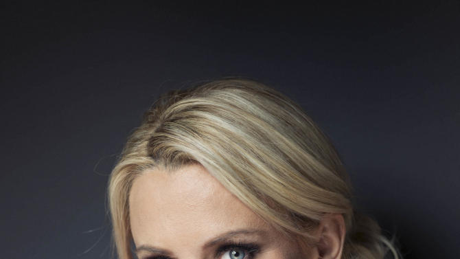 """This Feb. 4, 2013 photo shows American comedian, actress, and author Jenny McCarthy posing for a portrait, in New York.  McCarthy is host of """"The Jenny McCarthy Show,"""" debuting Friday, Feb. 8, on VH1. (Photo by Victoria Will/Invision/AP)"""