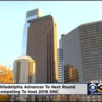 Philadelphia Is One Of Three Finalists To Host Next DNC