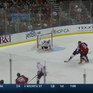 Braden Holtby Save on Sean Bergenheim (07:29/3rd)