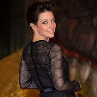 Evangeline Lilly attends the German premiere of the film 'The Hobbit: The Desolation Of Smaug' at Sony Centre on December 9, 2013 in Berlin -- Getty Images
