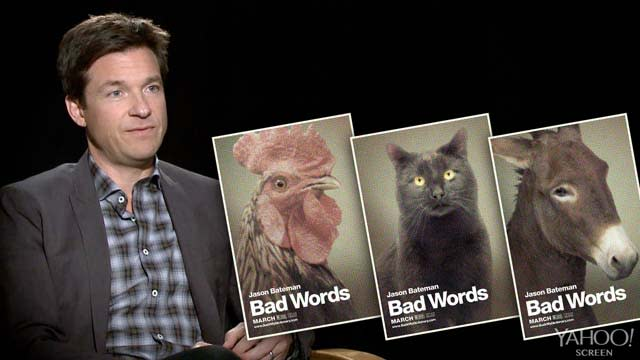 'Bad Words' Insider Access: SXSW Posters