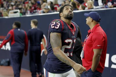 Arian Foster a 'game-time' decision for Texans, fantasy owners, per report