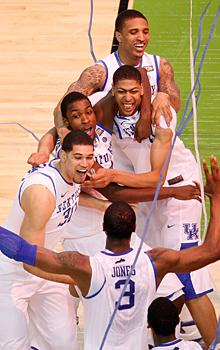 Stars playing without ego help Kentucky set a new standard for dominance in era devoid of dynasties