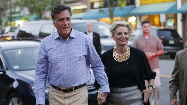Plane Crash Cancels Romney's Colorado Plans