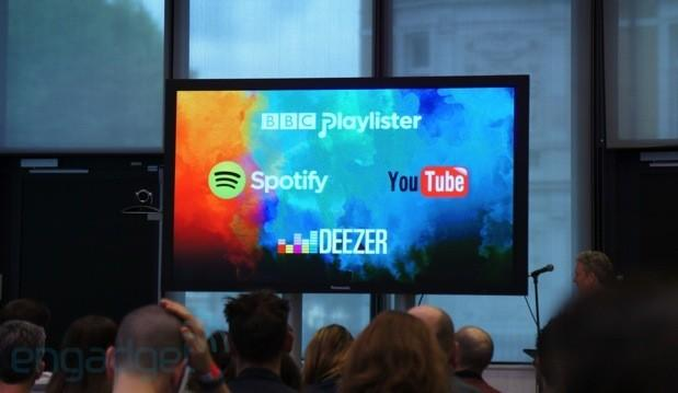 BBC Playlister web client launches later today in beta