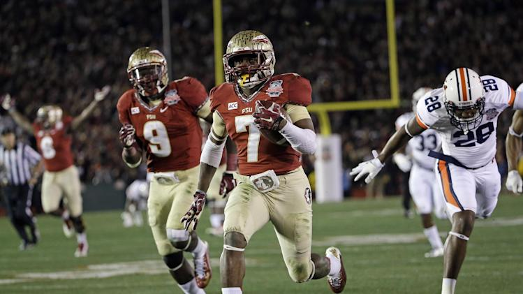 Kickoff return propels Florida State to title