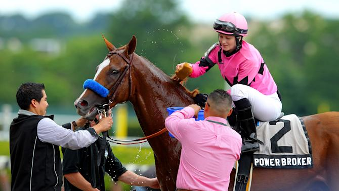 Horse Racing: Belmont Stakes