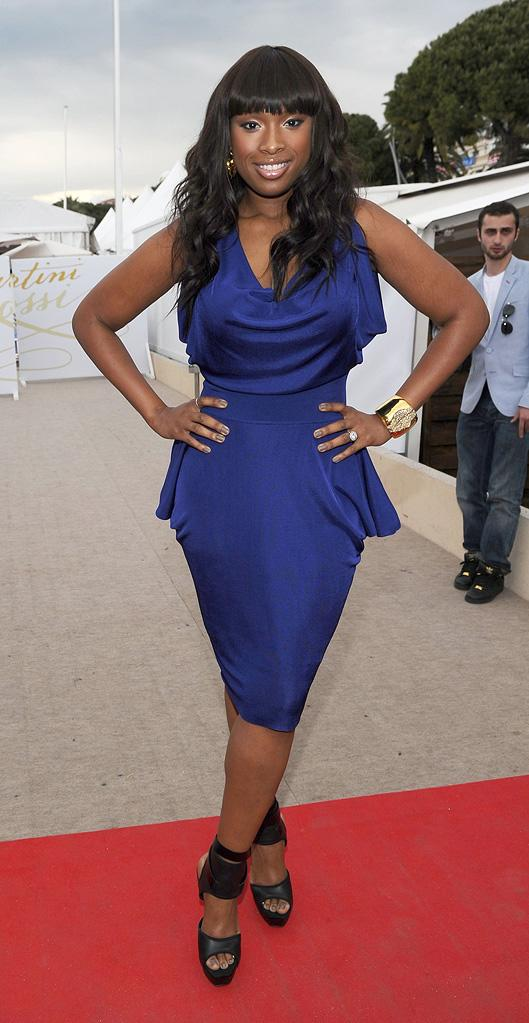 Fashion Report Card Cannes 2010 Jennifer Hudson