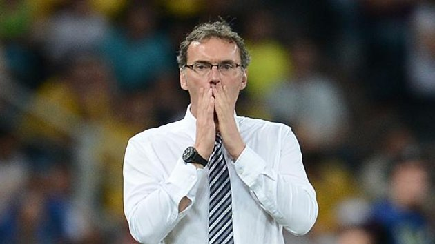 Laurent Blanc (AFP)