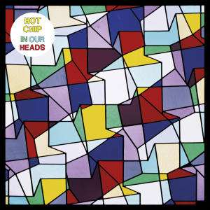 "This CD cover image released by Domino Records shows the latest release by Hot Chip, :In Our Heads."" (AP Photo/Domino Records)"