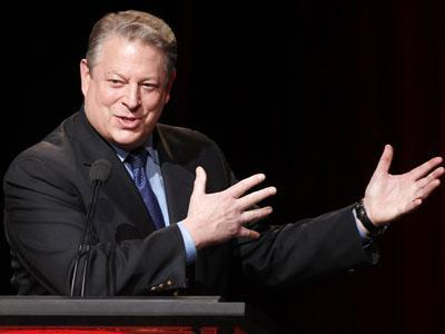 """""""The Future,"""" Al Gore on New Challenges Ahead"""