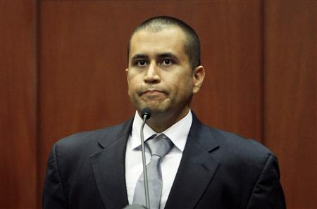George Zimmerman appears before judge at bond hearing in Sanford, Florida