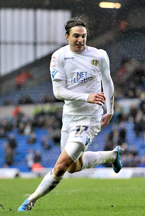 Davide Somma is not expected to return until at least February for Leeds