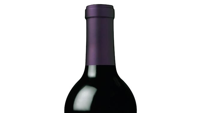 This undated publicity photo provided by courtesy of Murphy-Goode Winery shows a bottle of Murphy-Goode Homefront 2011 red wine. (AP Photo/Courtesy Murphy-Goode Winery)
