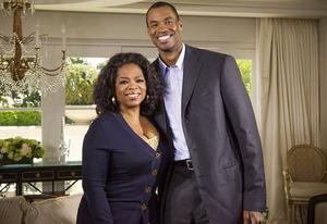 Oprah, Jason Collins | Photo Credits: Harpo