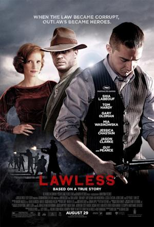Blu-ray Review: 'Lawless'