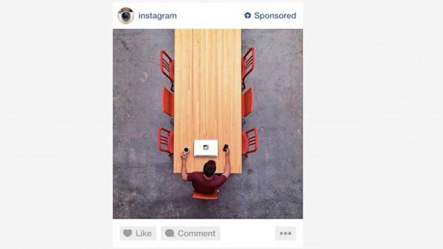 This Is What the Ads in Your Instagram Feed Will Look Like (ABC News)