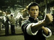 "Donnie Yen in ""Ip Man 3D"""