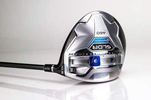 TaylorMade Golf Introduces SLDR; Company's Longest Driver Ever