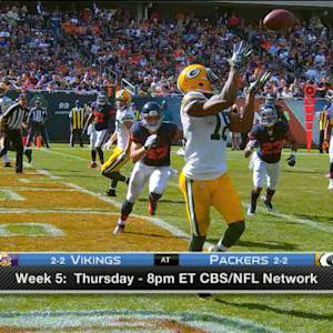Minnesota Vikings quarterback Teddy Bridgewater hopes to carry Week 4 success into Green Bay