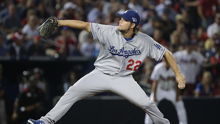 Kershaw replaces Nolasco as LA's Game 4 starter