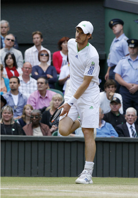 andy murray wimbledon 2011 kit. previous Britain#39;s Andy Murray