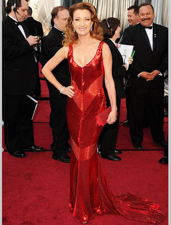 Oscars 2012: Jane Seymour