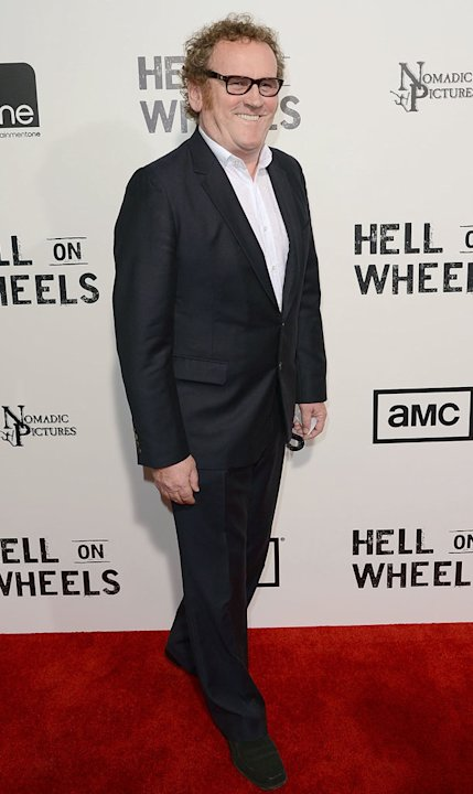 "Screening Of AMC's ""Hell On Wheels"" 2nd Season - Arrivals"