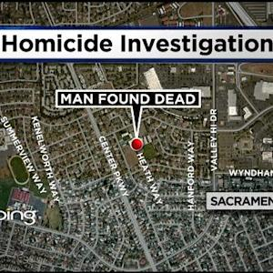 Man, 32, Dead After Shooting In South Sacramento